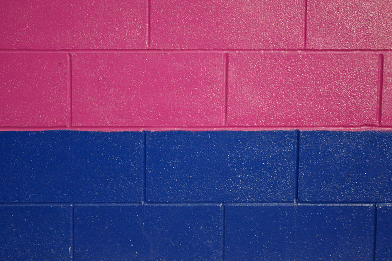 pink-and-blue-wall
