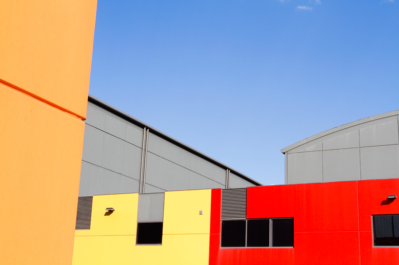 colourful architecture colour studio primary colours