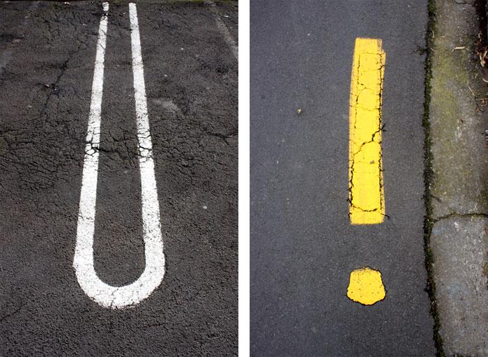 street-punctuation
