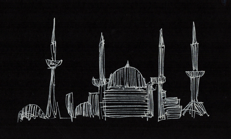 istanbul-mosque-art
