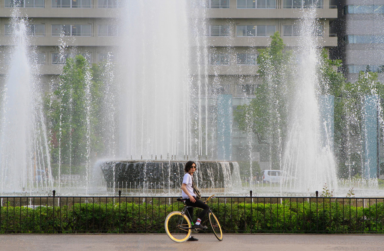 hiroshima-fountain