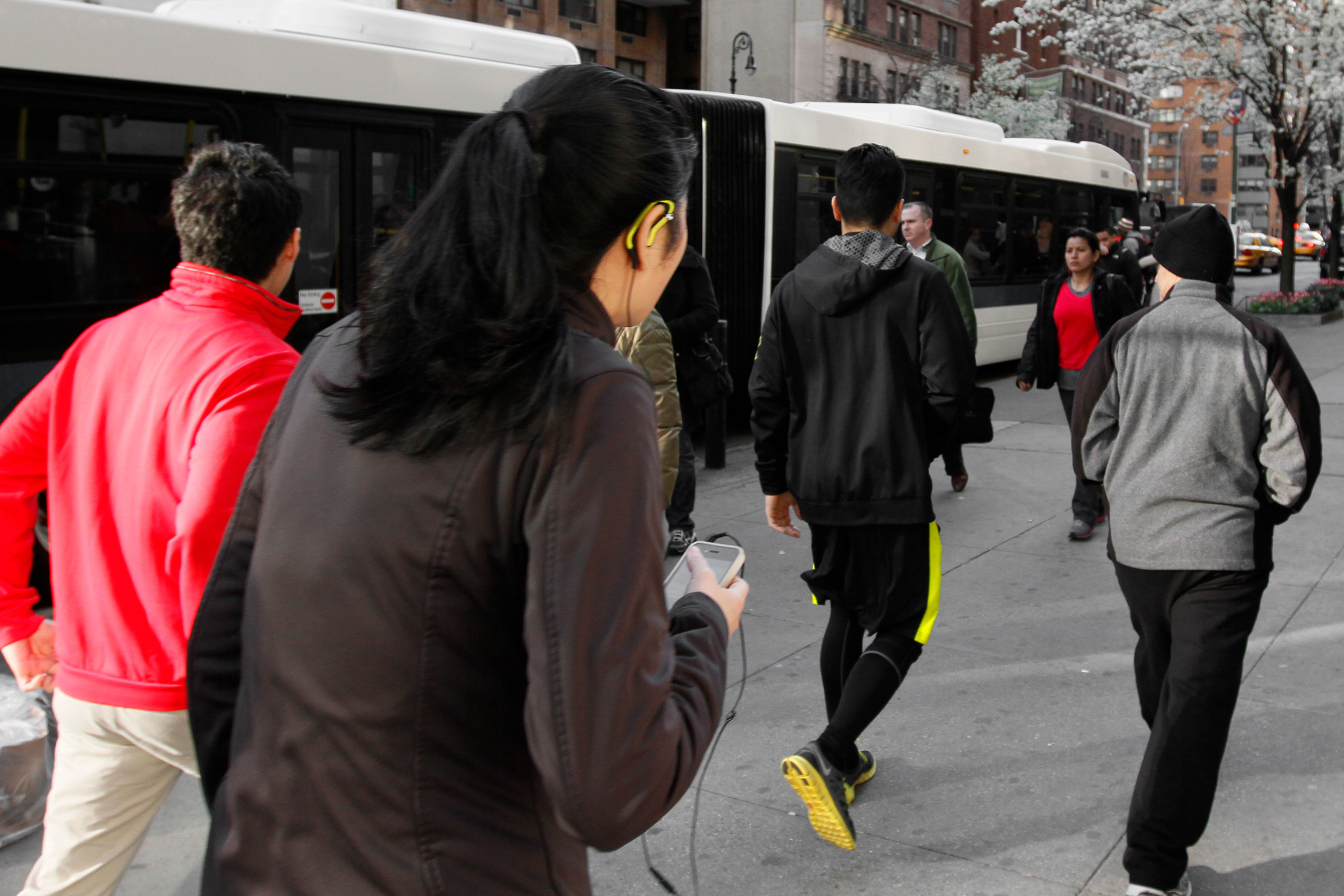 new-york-streets-red-and-yellow