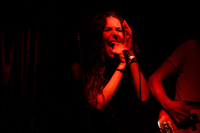 tina-stefanou-artist-melbourne-australia-cherry-bar-planet-love-sound
