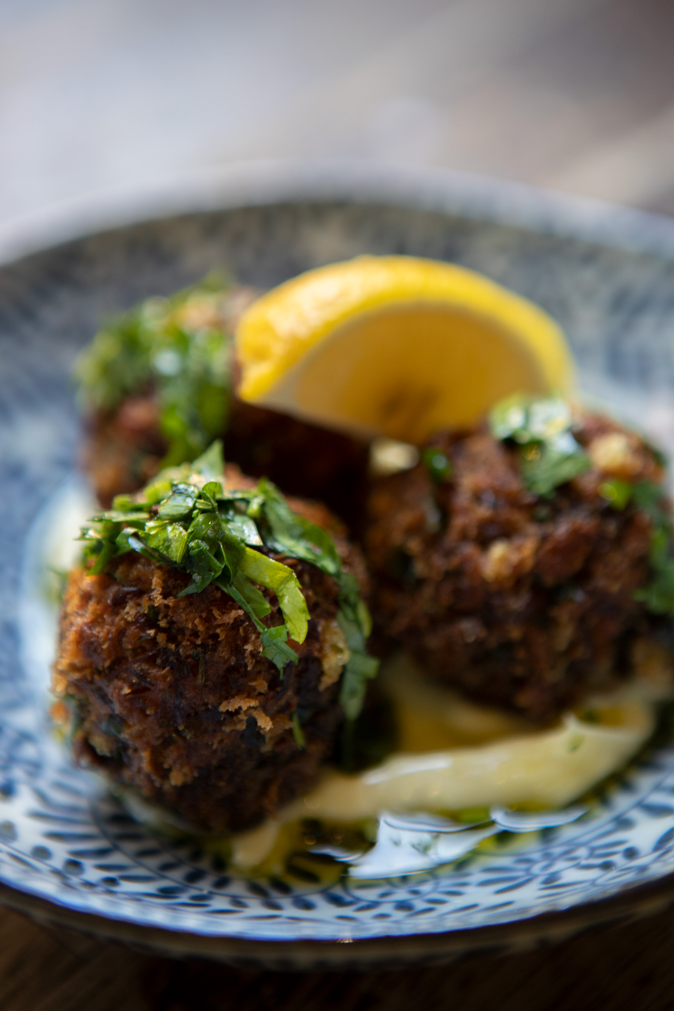 italian-food-london-hackney-LARDO-mushroom-polpette-meatball