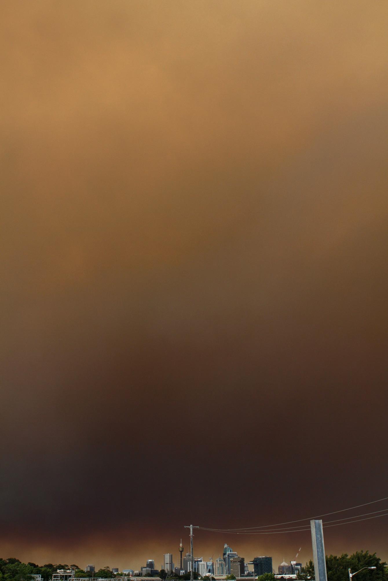 sydney-skyline-bushfire-innerwest-james-watkins-photographer-artist