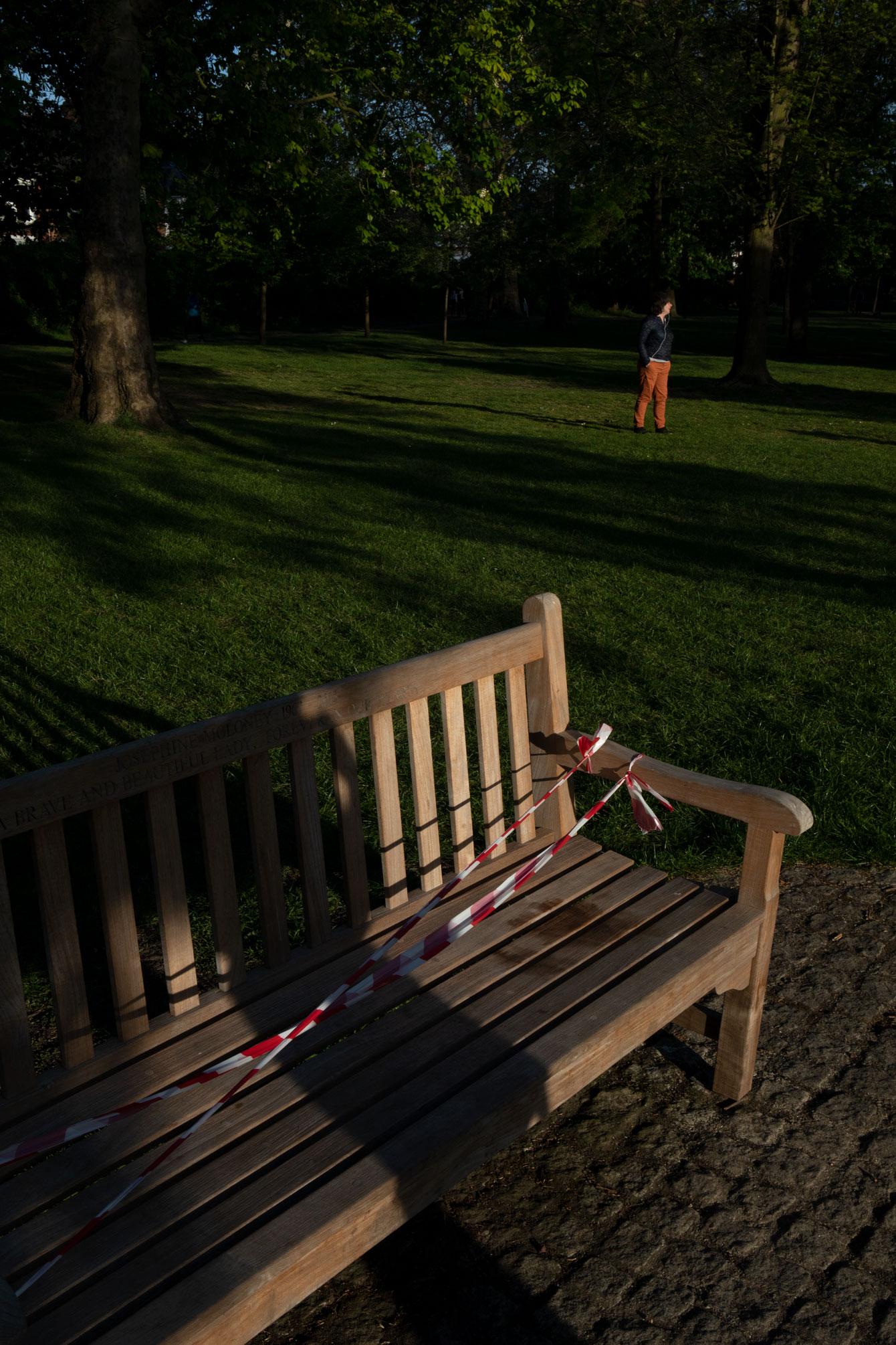 queens-park-london-sunset